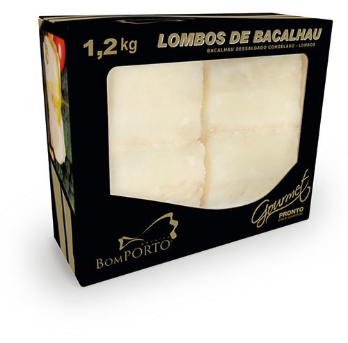 Lombos Gourmet 1,2 Kg