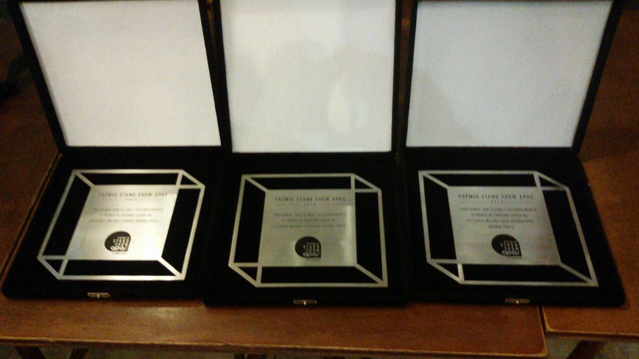 BomPORTO Recebe 3 Prêmios na APAS 2016